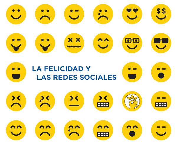 La felicidad y las redes sociales